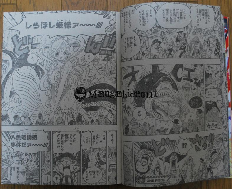 One Piece Manga 617 Spoiler Pics Dsc11011