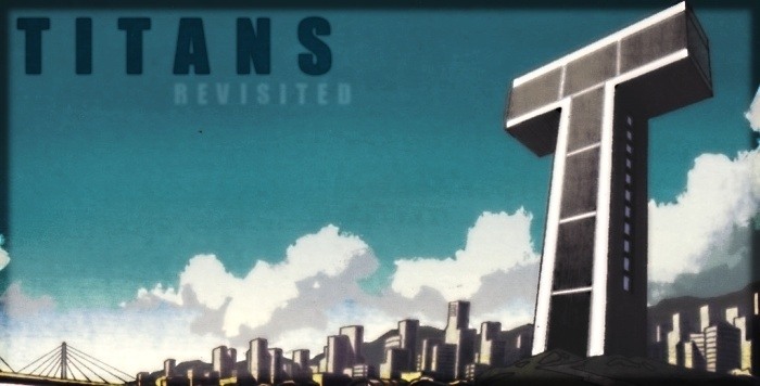 Teen Titan's GO