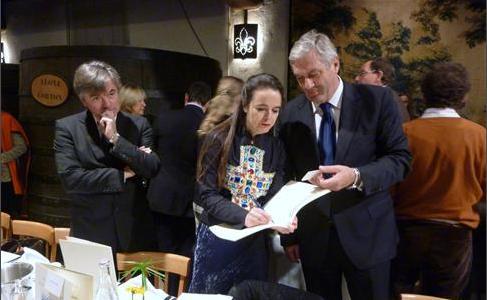 La Paulée, c'est aussi un prix littéraire M210