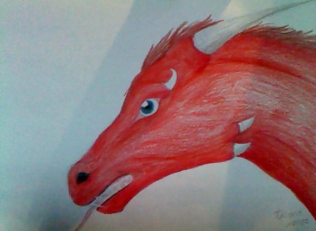 Dragon Face 10062611