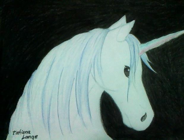Unicorn Face 10062710