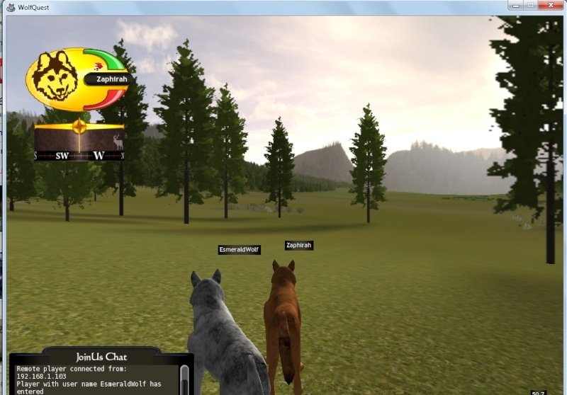 Wolf Quest / Game! Gvgn10