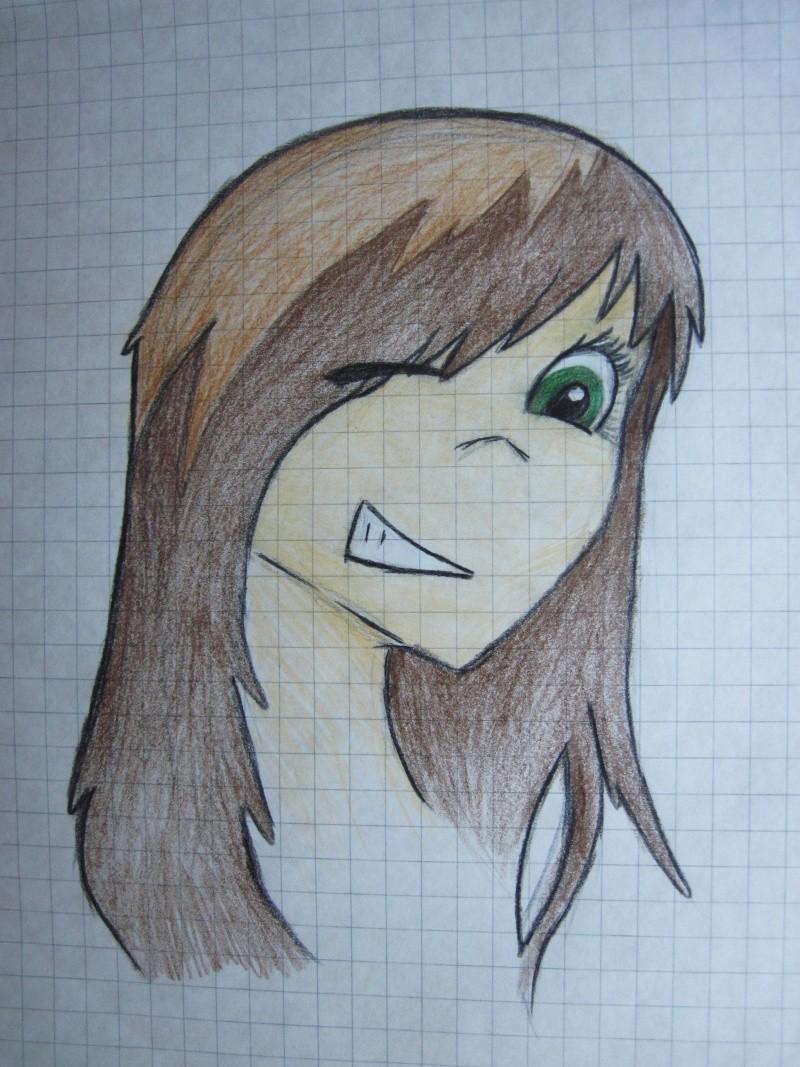 Anime face Img_0420