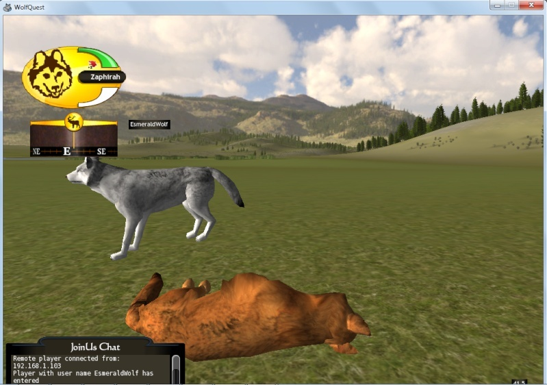Wolf Quest / Game! Sbhnm10