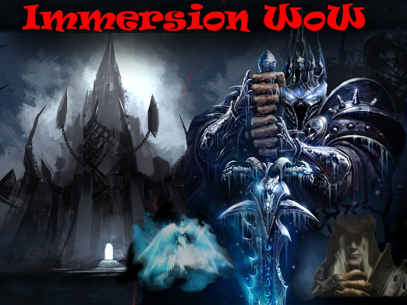 Immersion - WoW