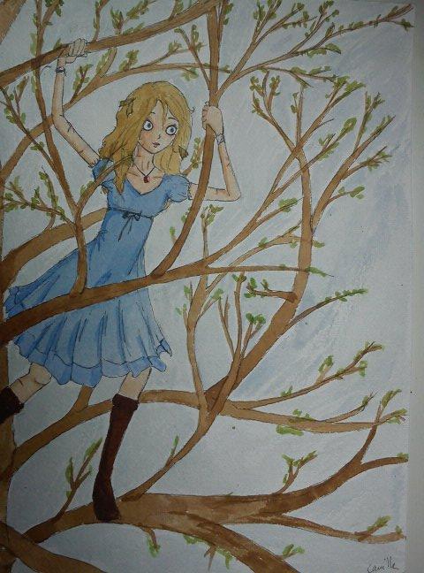 Dessins de l'été... (Emily) - Page 4 Escala10