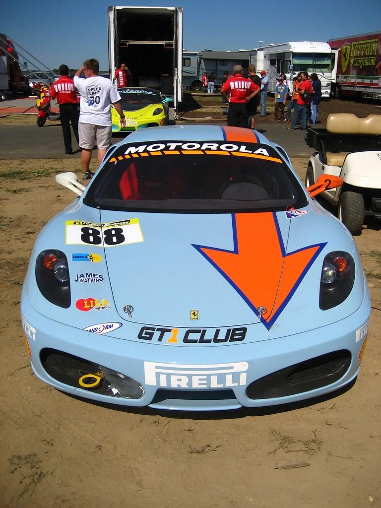 WIP Ferrari F 360 Modena Challenge  28227510