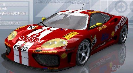 WIP Ferrari F 360 Modena Challenge  Corum10