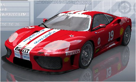 WIP Ferrari F 360 Modena Challenge  Makeaw10