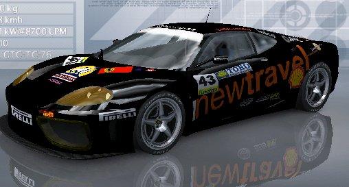WIP Ferrari F 360 Modena Challenge  Newtra10