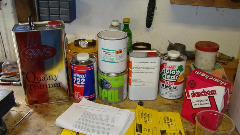 K100 RS Re-spray 74310