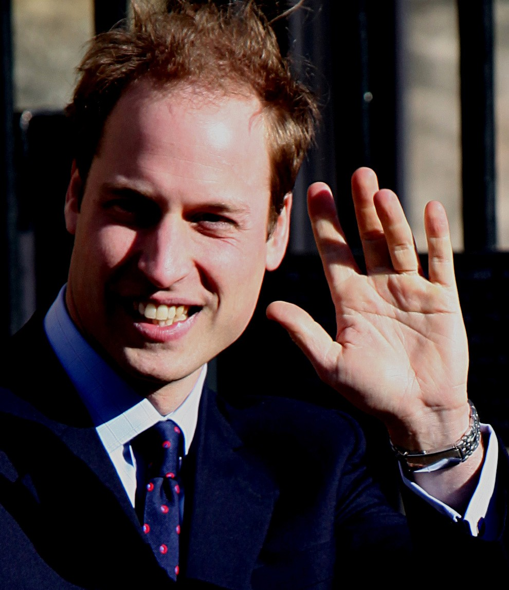 Hands of Royalty - Prince William of Wales Prince10