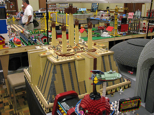 Les créations LEGO sur le NET 26050210