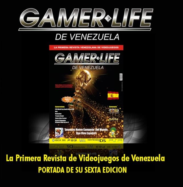 Que le preguntarias al grupo de editores de GAMER LIFE Gamer_11