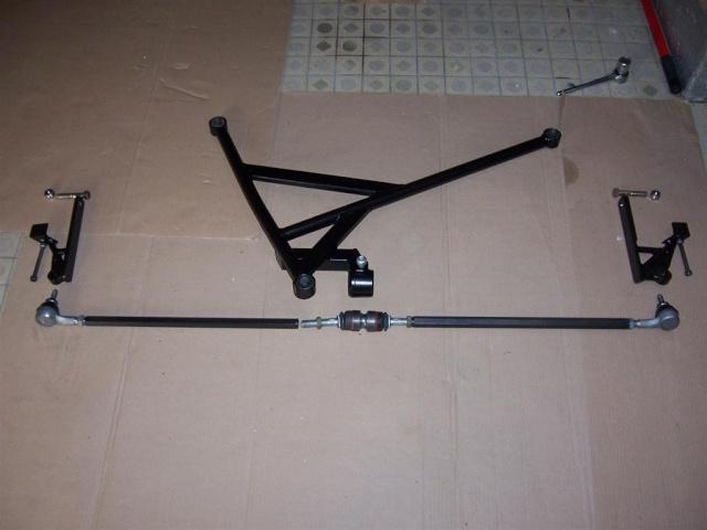 Montage Kit de Rigidification du TRAIN ARRIERE F16 100_2027