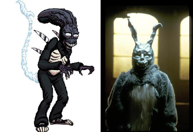 Galeria humoristica de Alien y Depredador Donnie10