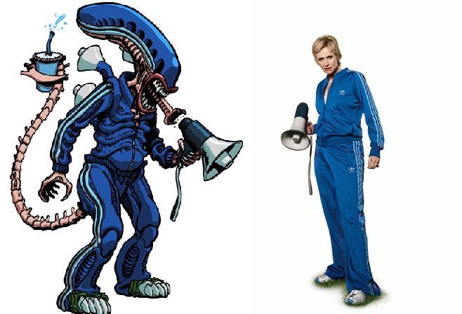 Galeria humoristica de Alien y Depredador Sue10