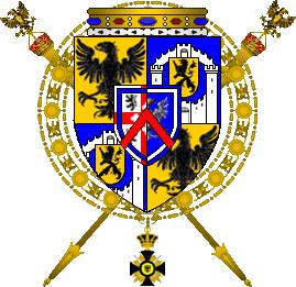 Grandes Armoiries De L'Ordre Des Lames Blason10