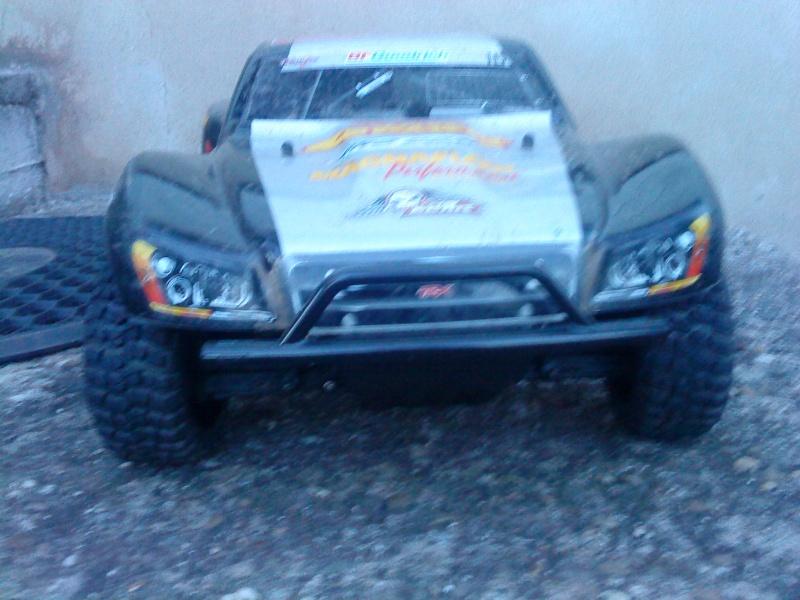 le Slash 4WD de Corsaire Dsc00418