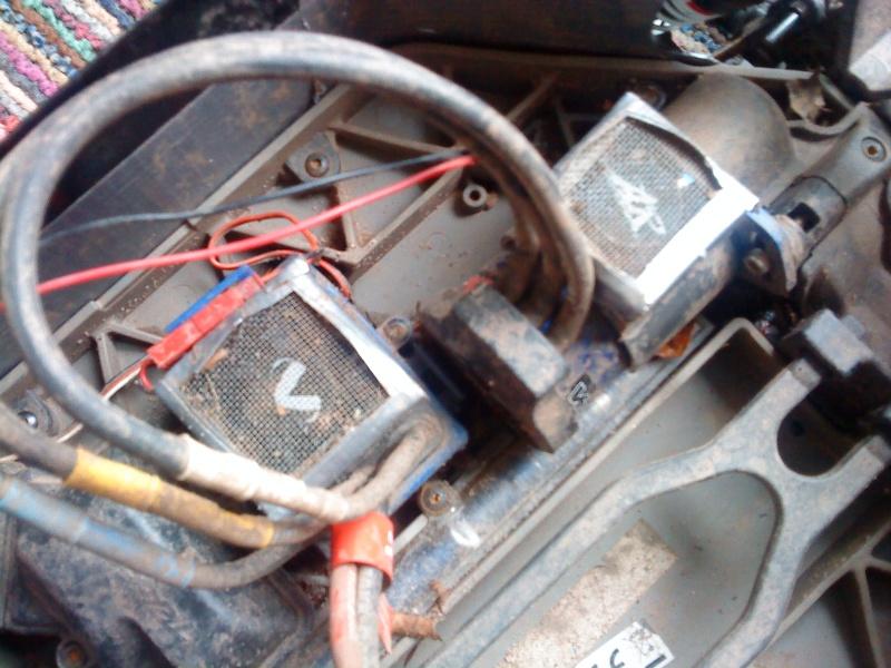 le Slash 4WD de Corsaire Dsc00421