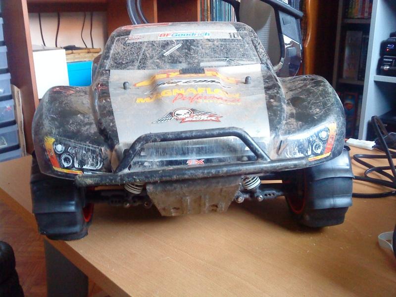 le Slash 4WD de Corsaire Dsc00422