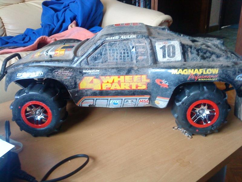 le Slash 4WD de Corsaire Dsc00423