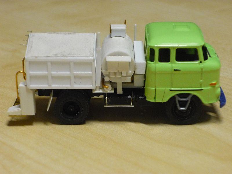 W50 Straßenunterhaltungsfahrzeug Fo-p1111