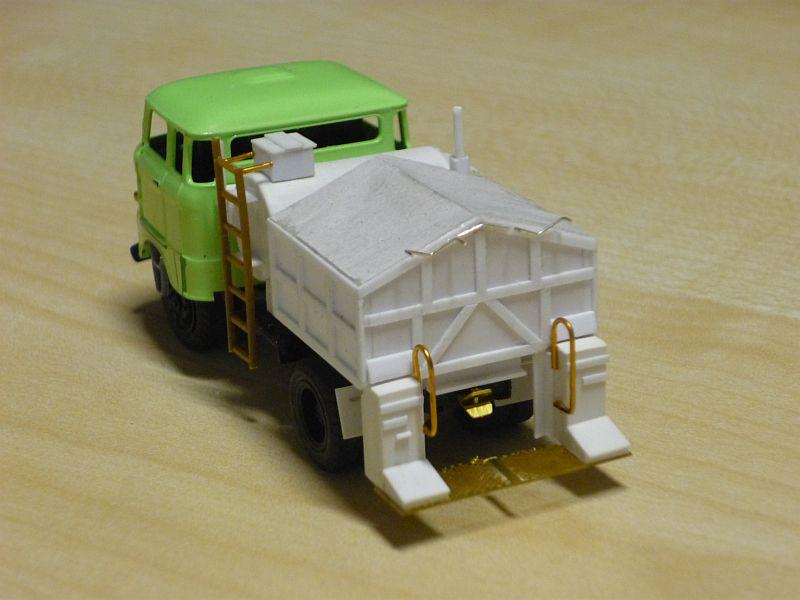 W50 Straßenunterhaltungsfahrzeug Fo-p1112