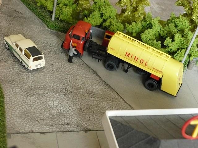 Minol Tankstelle T00210