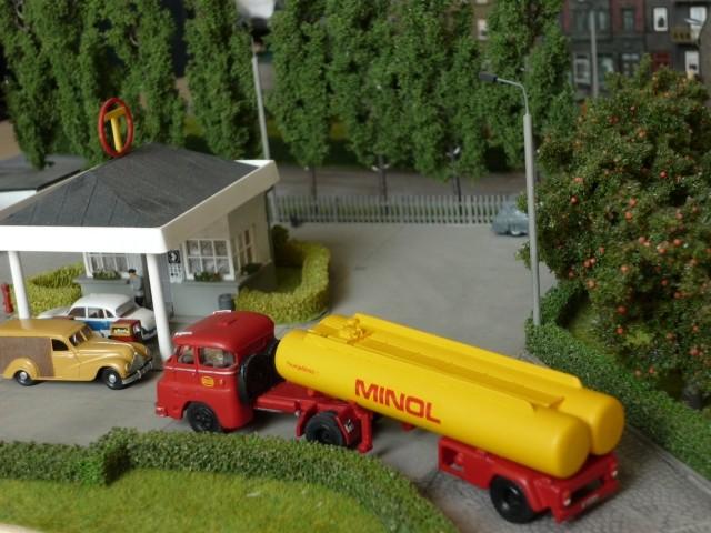 Minol Tankstelle T00310