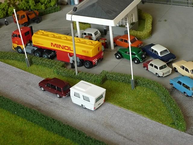 Minol Tankstelle T00410