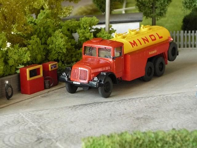 Minol Tankstelle T00810