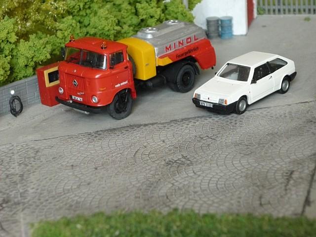 Minol Tankstelle T00910
