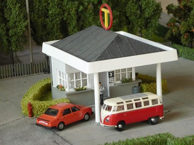 Minol Tankstelle T01010