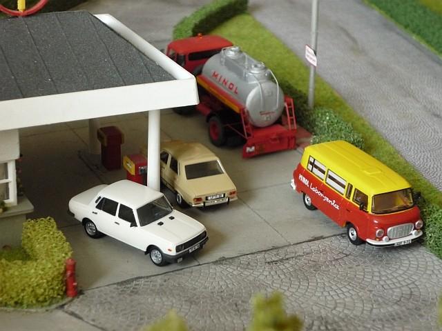 Minol Tankstelle T01110
