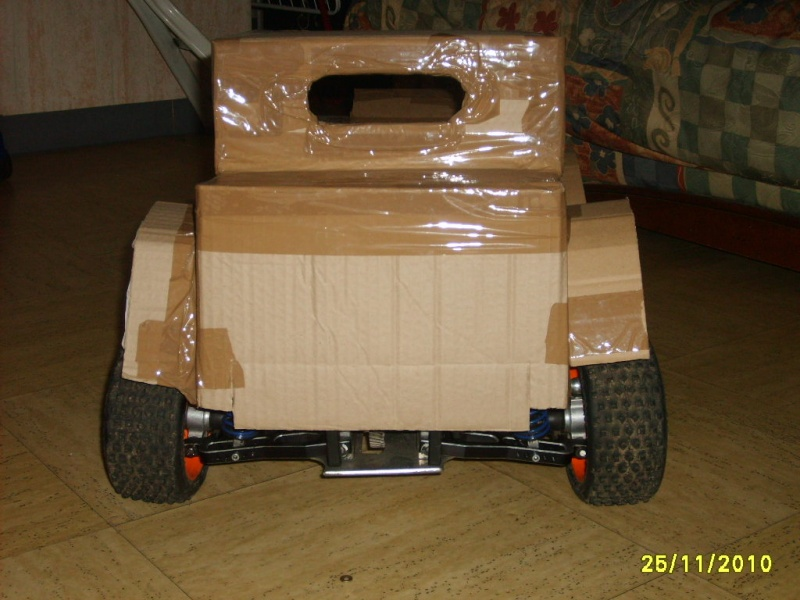 prototype de carosserie S5001219