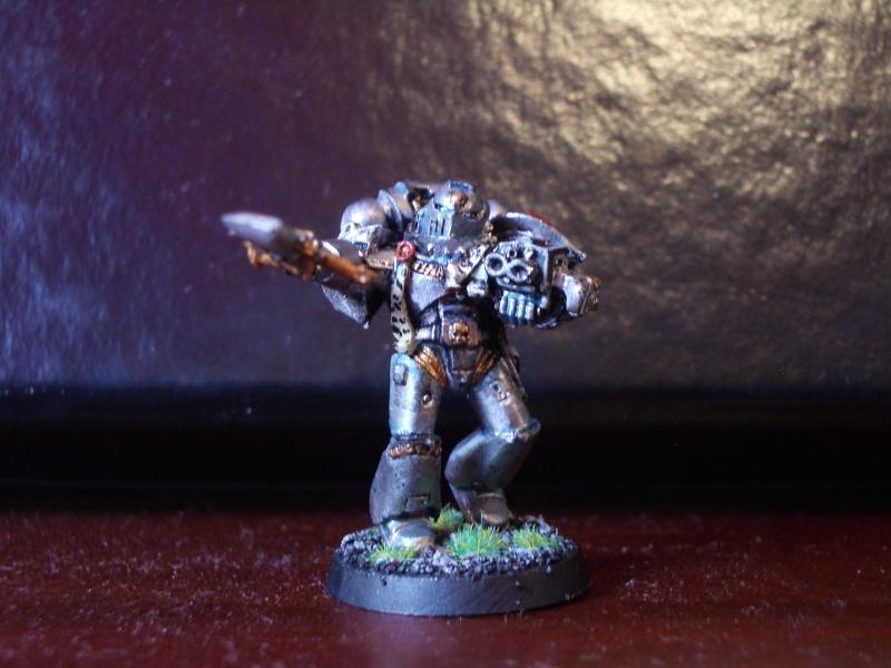 [Chevaliers Gris-Peinture] ma mini-armée de chasseurs de démons Imgp3716