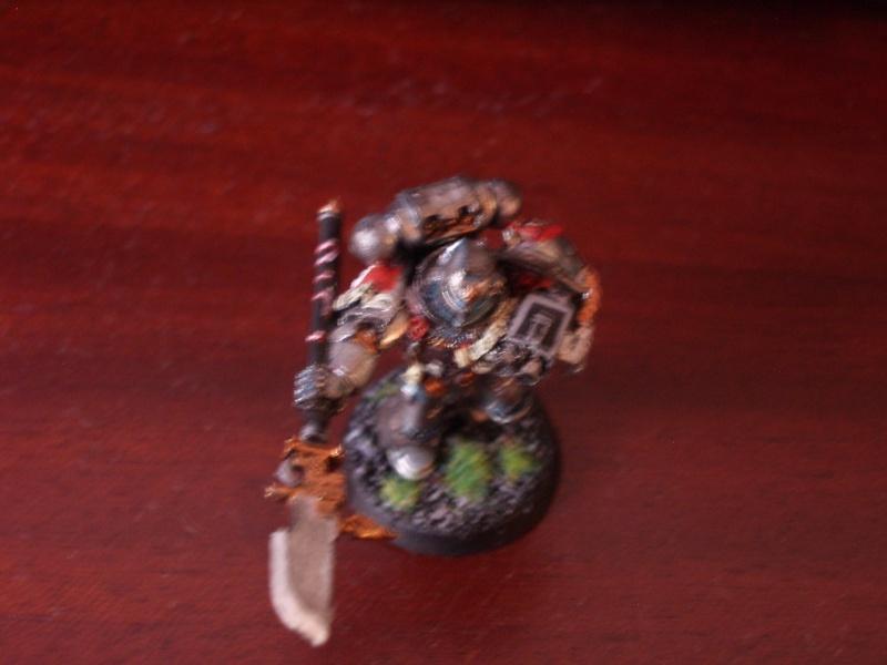 [Chevaliers Gris-Peinture] ma mini-armée de chasseurs de démons Imgp3717