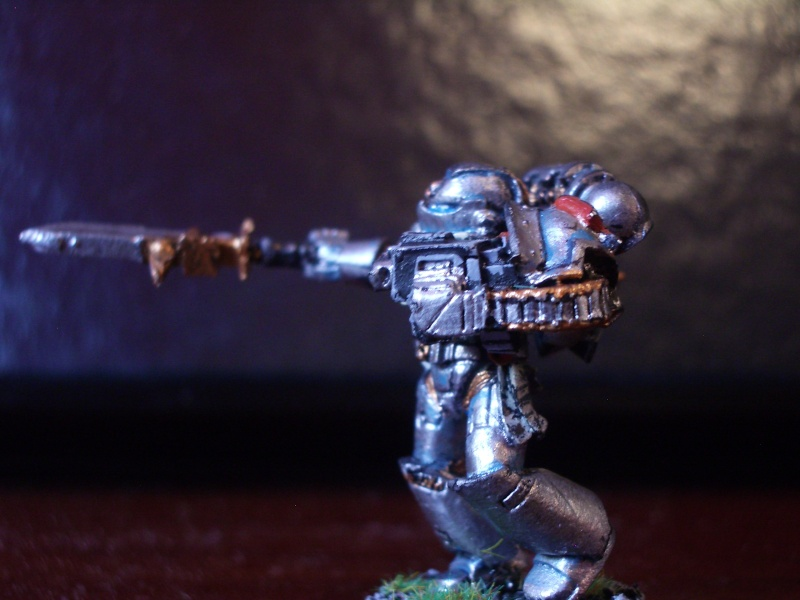 [Chevaliers Gris-Peinture] ma mini-armée de chasseurs de démons Imgp3718
