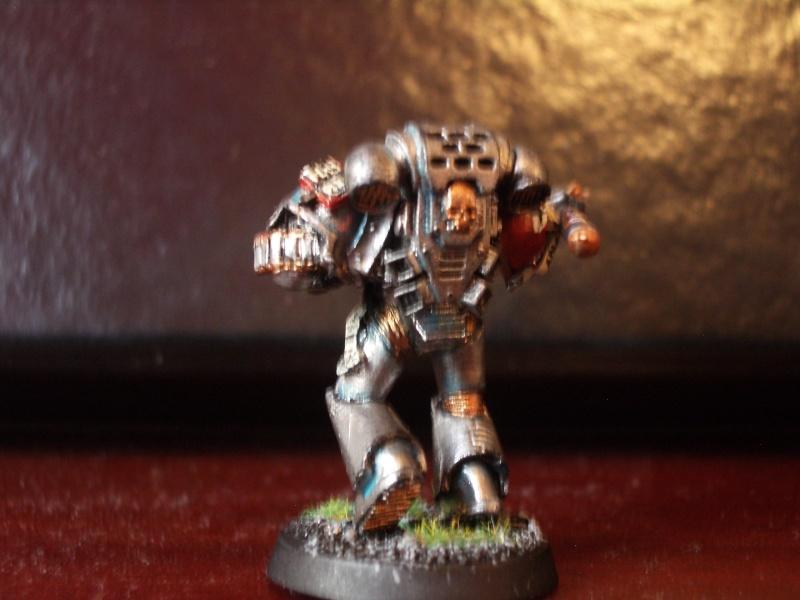 [Chevaliers Gris-Peinture] ma mini-armée de chasseurs de démons Imgp3721