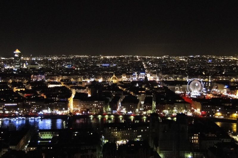 Photographie : Fêtes des Lumières à Lyon Dsc02210