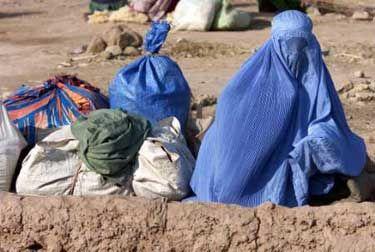 Au sujet des femmes et du voile Burka10