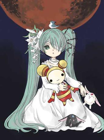 Le jeu des otakus de Clamp! Clamp-10