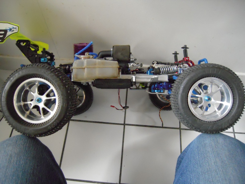 Mon REVO P28 en cours de finition Dscn2430