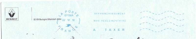 Flamme-taxe 0110