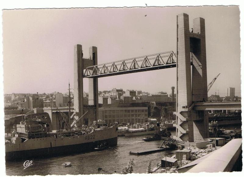 Au collectionneur du fameux pont de Brest 1010