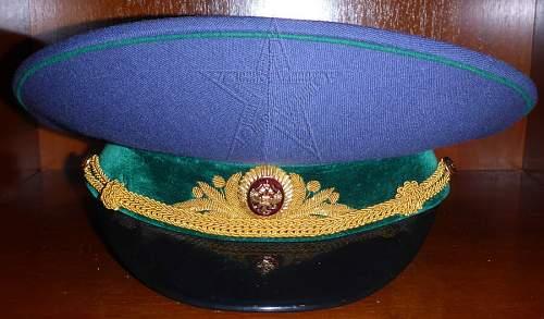Casquette général russe ? 12882210