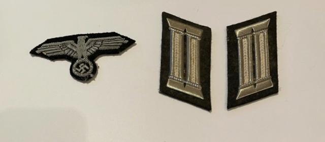 Authentification insignes et décorations allemandes WW2 141010