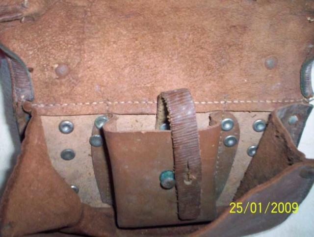 Deux cartouchières en cuir 1914_p10