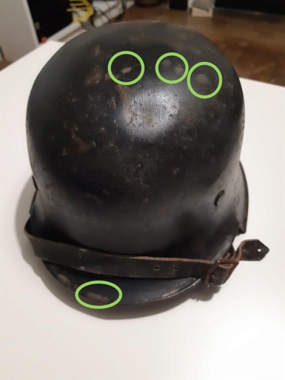 Identification casque alu allemand ww2 20201212
